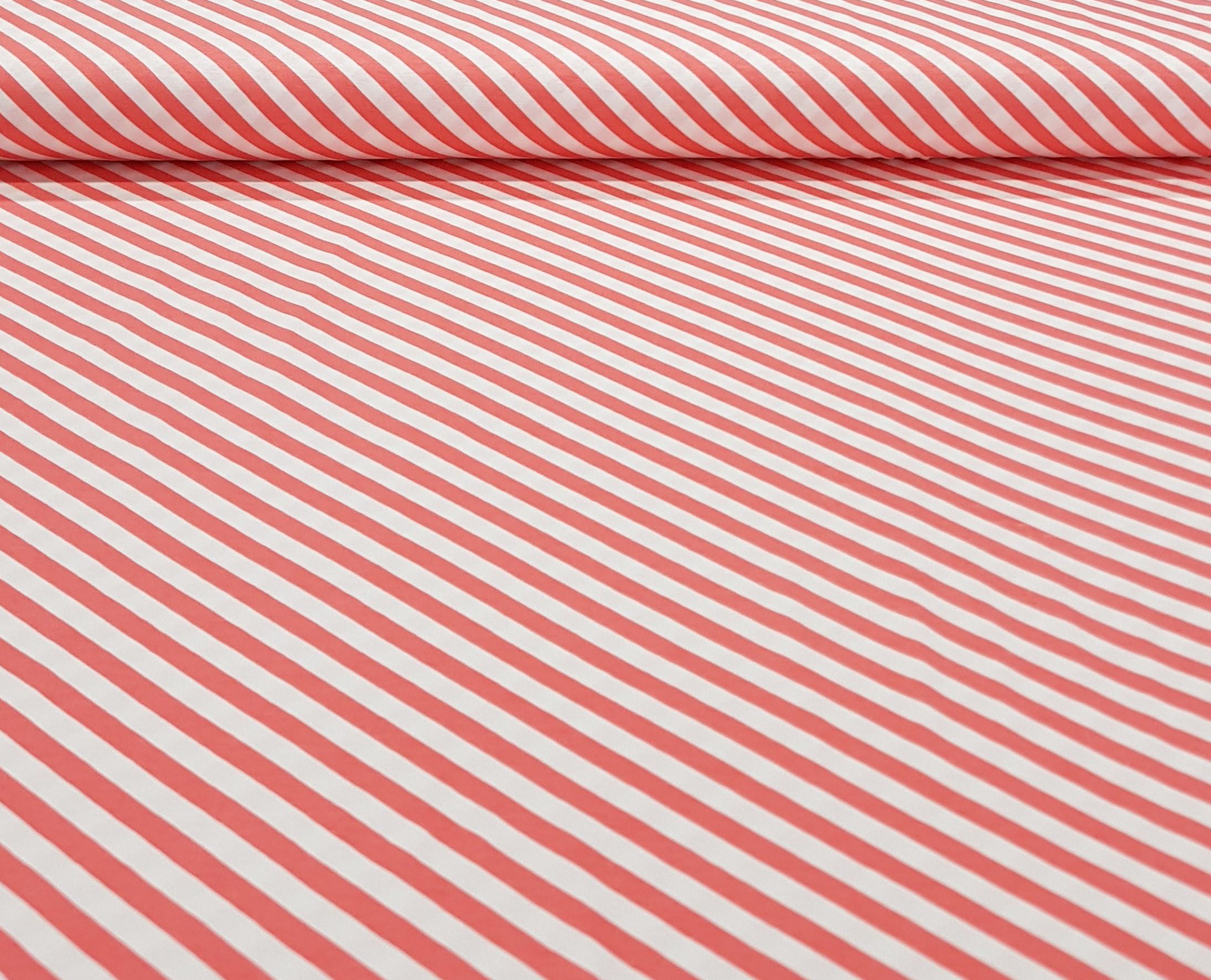 bedruktetricotdiagonalestreepzalmroze