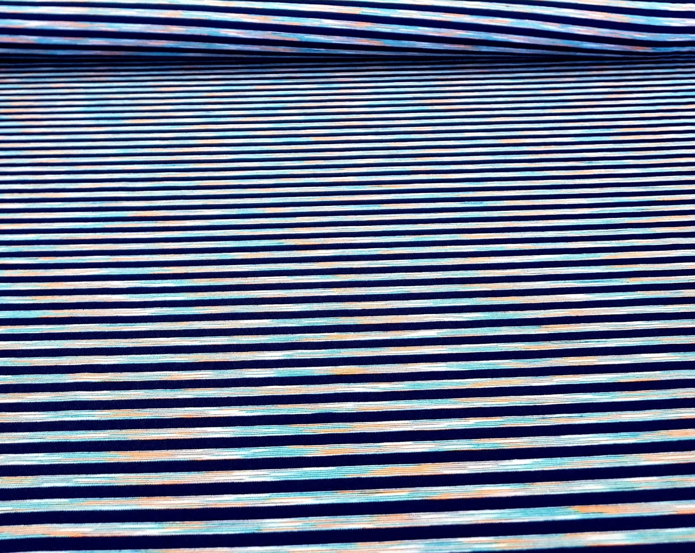 bedruktetricotmetstreepdonkerblauwturquisezalm-min