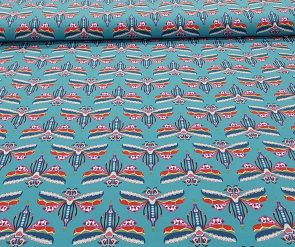 bedruktkatoenvlindersblauw
