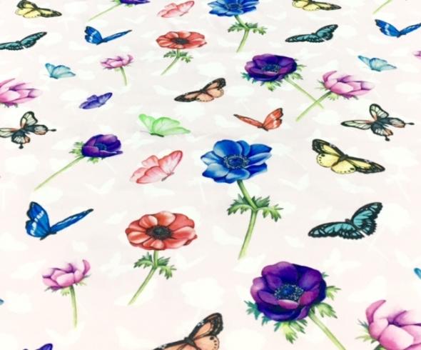 bloemenvlinders