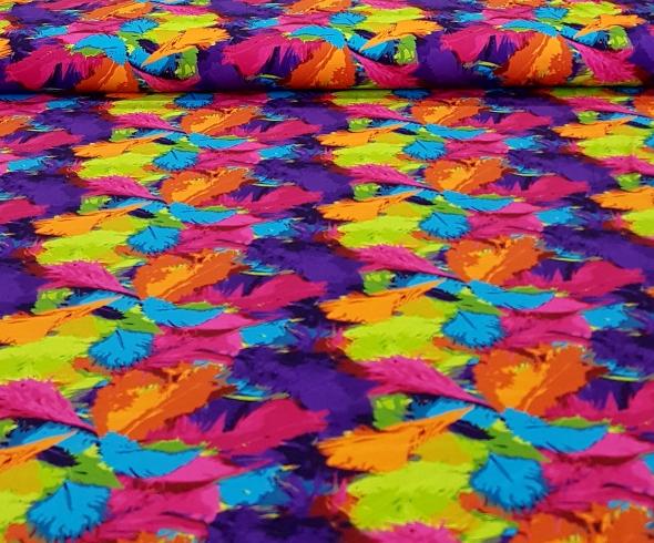 digitaletricotfelgekleurdebladerenpaarsfuchsia