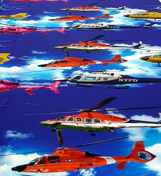 digitaletricothelicoptersblauworanje