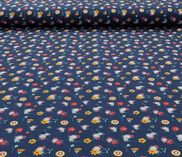 kindertricotmuisjesdonkerblauw