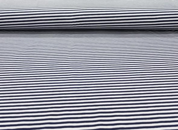 kindertricotstreepdonkerblauw05cm