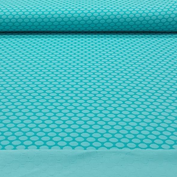 minkygebreidejacquardstippenturquoise