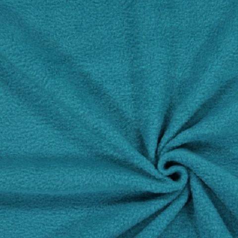 polarfleecepetrolblauw