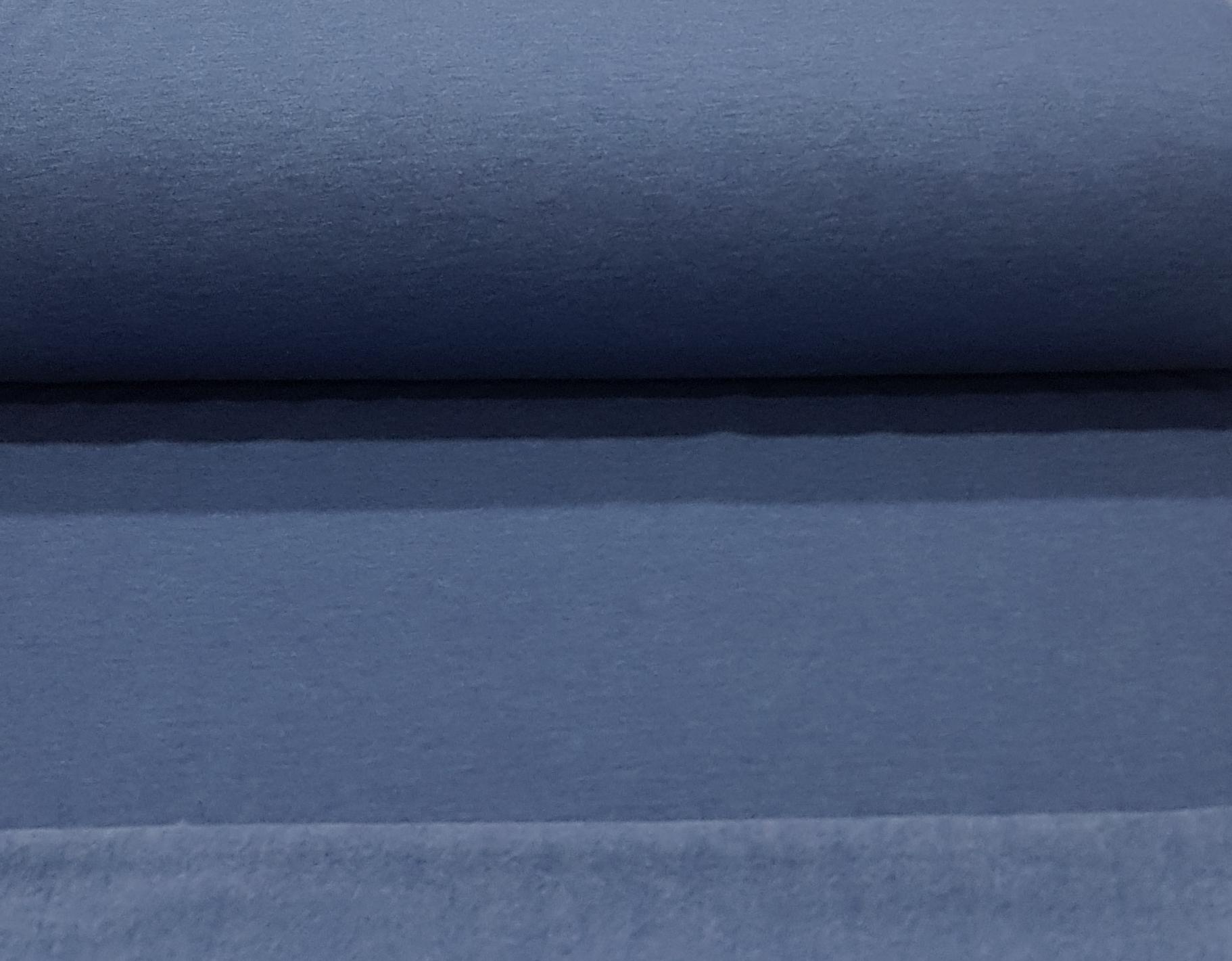 sweatstofjeansblauw