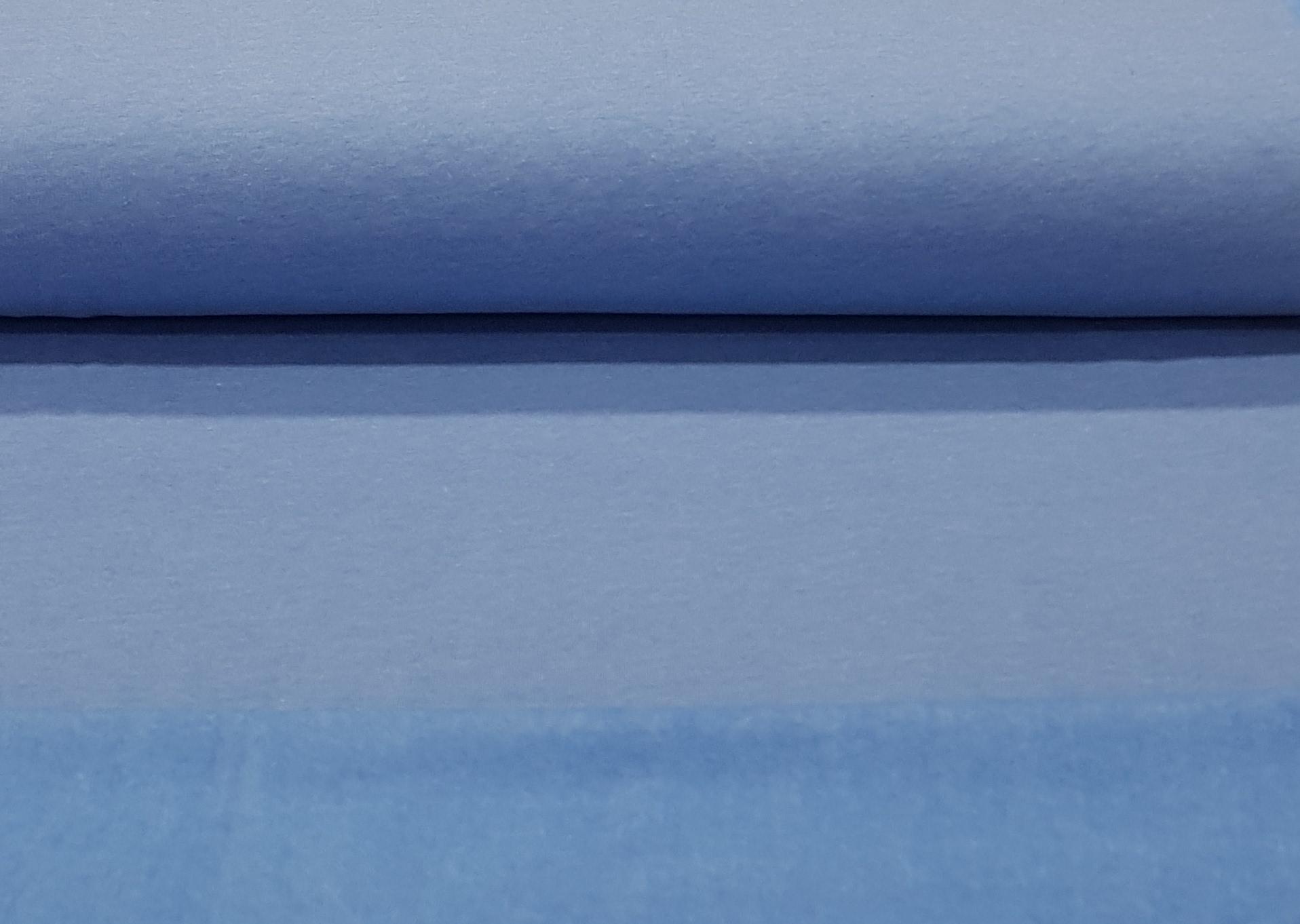 sweatstoflichtjeansblauw