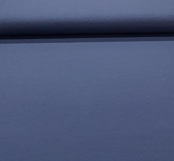 unitricotgemeleerdjeansblauw